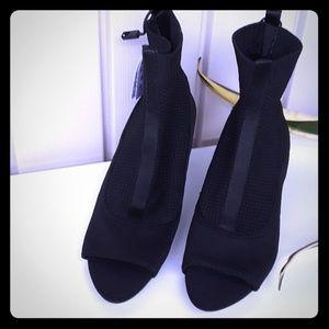 Zara Shoes - Zara open toes boots 10 NWT